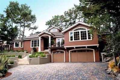 4016 Costado Road, Pebble Beach, CA 93953 - MLS#: 52163560