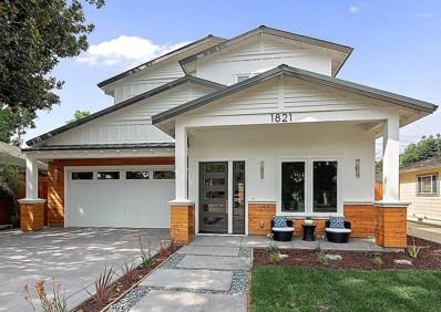 1821 Harmil Way, San Jose, CA 95125 - MLS#: 52163633