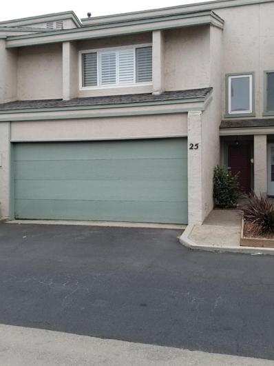 1253 Los Olivos Drive UNIT 25, Salinas, CA 93901 - MLS#: 52163679
