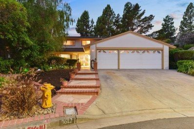 3612 Seabreeze Court, Hayward, CA 94542 - MLS#: 52163824