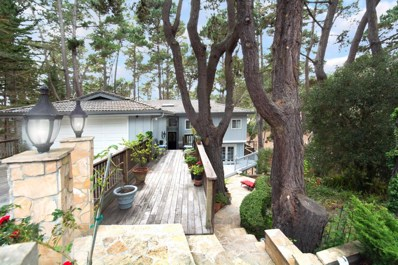 4196 Sunridge Road, Pebble Beach, CA 93953 - MLS#: 52163976