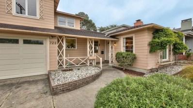 725 Bayview Avenue, Pacific Grove, CA 93950 - MLS#: 52164216