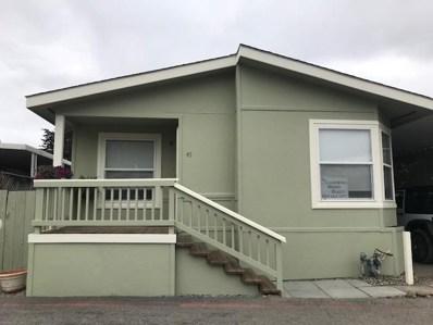 1190 7th Ave UNIT 45, Santa Cruz, CA 95062 - MLS#: 52164471