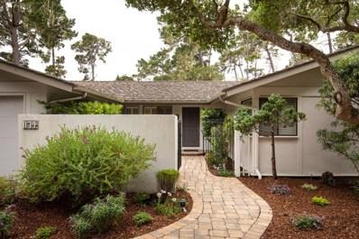 1174 Chaparral Road, Pebble Beach, CA 93953 - MLS#: 52164498
