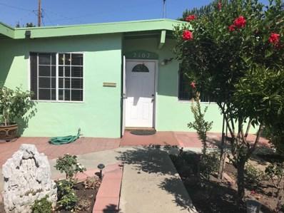 2107 Monroe Street, Santa Clara, CA 95050 - MLS#: 52164638