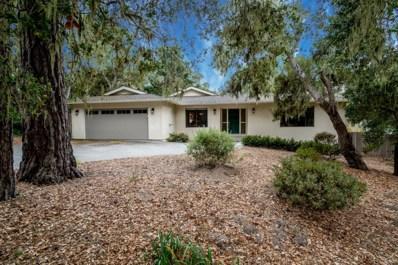 1036 Lost Barranca Road, Pebble Beach, CA 93953 - MLS#: 52164821