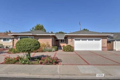 1326 Buchanan Drive, Santa Clara, CA 95051 - MLS#: 52164875