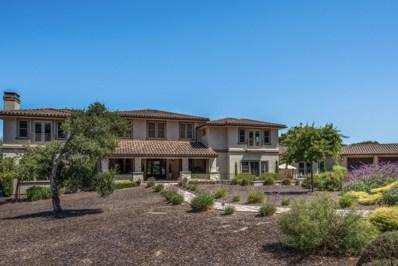 8120 Manjares, Monterey, CA 93940 - MLS#: 52165025