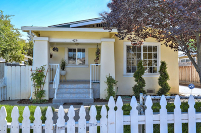 424 E 6th Street, Gilroy, CA 95020 - MLS#: 52165037