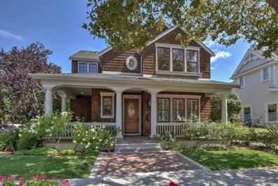 903 Ramona Street, Palo Alto, CA 94301 - MLS#: 52165125