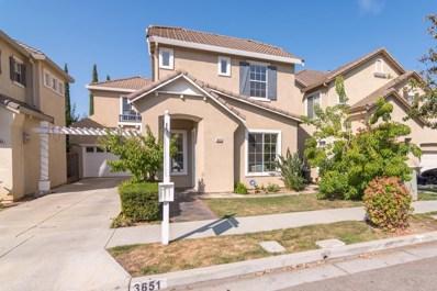 3651 Wodzienski Drive, San Jose, CA 95148 - MLS#: 52165166