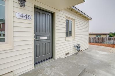 1448 Mingo Avenue, Seaside, CA 93955 - MLS#: 52165837