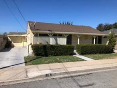 15 N 3rd Street, Salinas, CA 93906 - MLS#: 52165988