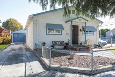 54 N 33rd Street, San Jose, CA 95116 - MLS#: 52166081