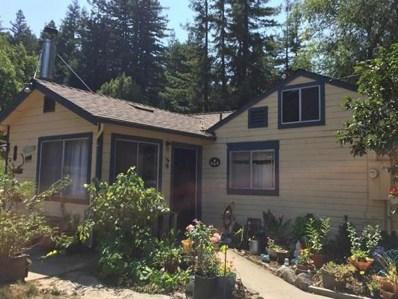 17780 China Grade Road, Boulder Creek, CA 95006 - MLS#: 52166170
