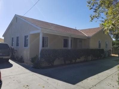 1655 Lucretia Avenue, San Jose, CA 95122 - MLS#: 52166309
