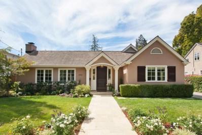 1652 Emerson Street, Palo Alto, CA 94301 - MLS#: 52166442