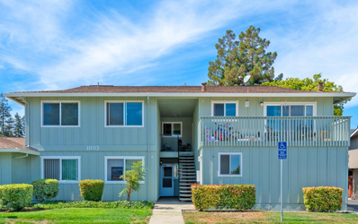1093 Reed Avenue UNIT B, Sunnyvale, CA 94086 - MLS#: 52166665