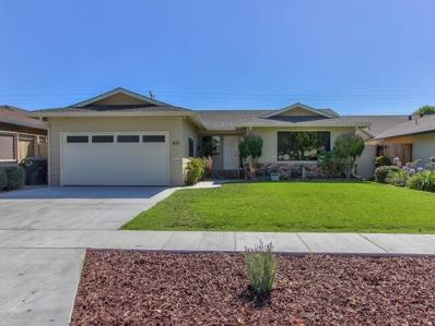 835 Saint Ann Drive, Salinas, CA 93901 - MLS#: 52166710
