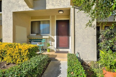 260 W Dunne Avenue UNIT 18, Morgan Hill, CA 95037 - MLS#: 52166986