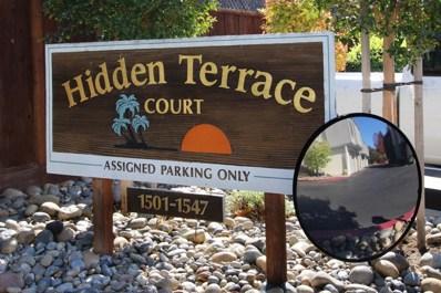 1539 Hidden Terrace Court, Santa Cruz, CA 95062 - MLS#: 52167009