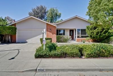 1531 Blackhawk Drive, Sunnyvale, CA 94087 - MLS#: 52167242