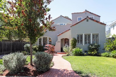 2360 Emerson Street, Palo Alto, CA 94301 - MLS#: 52167538