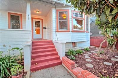 806 Locust Street, San Jose, CA 95110 - MLS#: 52167645