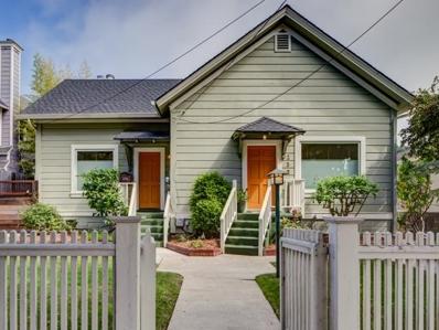 232 Ocean View Avenue, Santa Cruz, CA 95062 - MLS#: 52168259