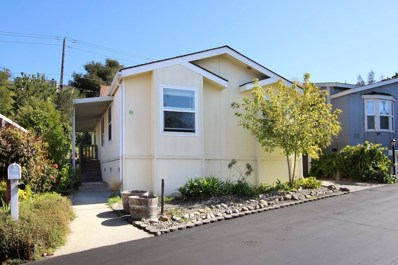 444 Whispering Pines Drive UNIT 80, Scotts Valley, CA 95066 - MLS#: 52168743