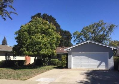 1538 Stockbridge Drive, San Jose, CA 95130 - MLS#: 52168950