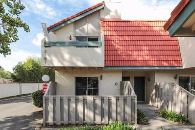 3167 Payne Avenue UNIT 49, San Jose, CA 95117 - MLS#: 52169233