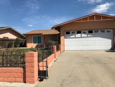 619 Calaveras Drive, Salinas, CA 93906 - MLS#: 52169399