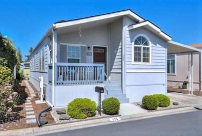 433 Sylvan Avenue UNIT 115, Mountain View, CA 94041 - MLS#: 52169425