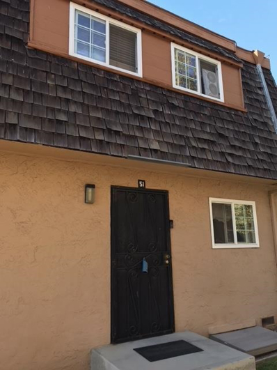 2925 Florence Avenue UNIT 51, San Jose, CA 95127 - MLS#: 52169459
