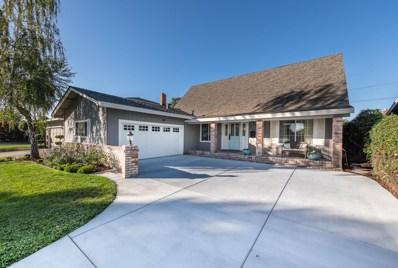 2733 Dumbarton Avenue, San Jose, CA 95124 - MLS#: 52169503