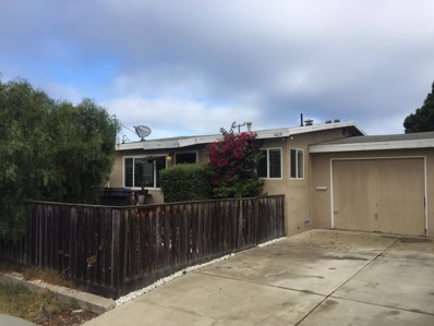 1485 Wanda Avenue, Seaside, CA 93955 - MLS#: 52169763