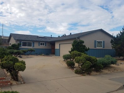 1146 Santa Ana Avenue, Seaside, CA 93955 - MLS#: 52170735