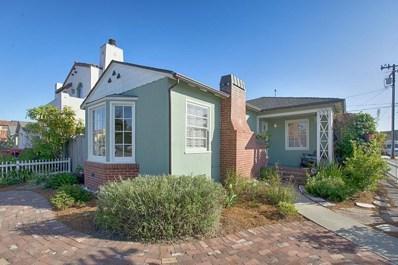 137 Monterey Street, Santa Cruz, CA 95060 - MLS#: 52170959