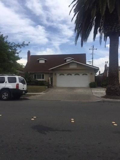 1296 Yosemite Drive, Milpitas, CA 95035 - MLS#: 52171873