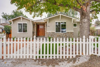 176 W Rosemary Lane, Campbell, CA 95008 - MLS#: 52172079