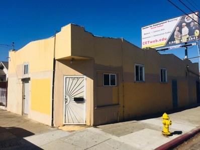 947 S Almaden Avenue, San Jose, CA 95110 - MLS#: 52172118