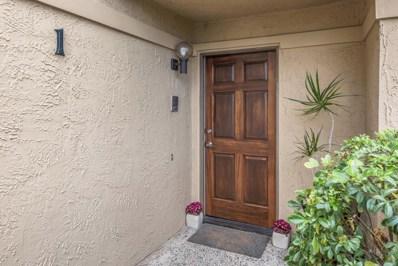 1 Montsalas Drive, Monterey, CA 93940 - MLS#: 52172169