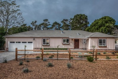 3044 Larkin Road, Pebble Beach, CA 93953 - MLS#: 52172389
