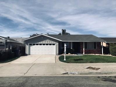5849 Lalor Drive, San Jose, CA 95123 - MLS#: 52172603