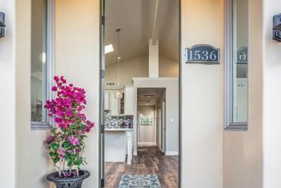 1536 Broadway Avenue, Seaside, CA 93955 - MLS#: 52172654