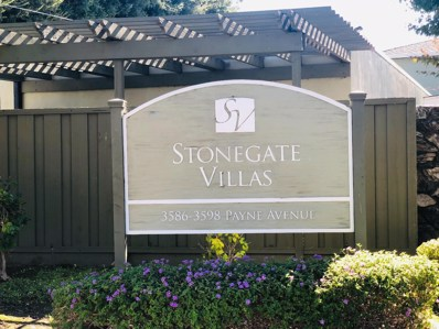 3588 Payne Avenue UNIT 11, San Jose, CA 95117 - MLS#: 52173164
