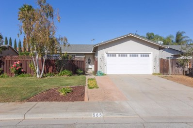 565 Le Sabre Court, Morgan Hill, CA 95037 - MLS#: 52173230