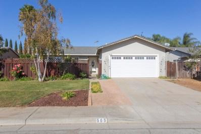 565 Le Sabre Court, Morgan Hill, CA 95037 - MLS#: 52173230