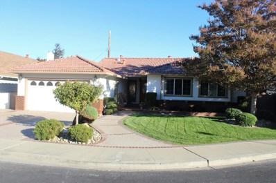 661 Briarcliff Court, Santa Clara, CA 95051 - MLS#: 52173235